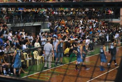 Basketball fans are like Roman Catholic idols fans