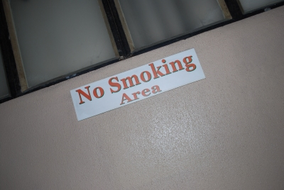No smoking and 'No lying' about your Vatican God.