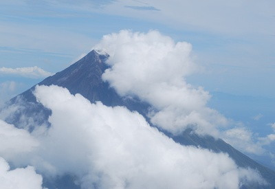 To be forgiven is more than seeing the beauty of Mayon Volcano, when its no longer cloudy.